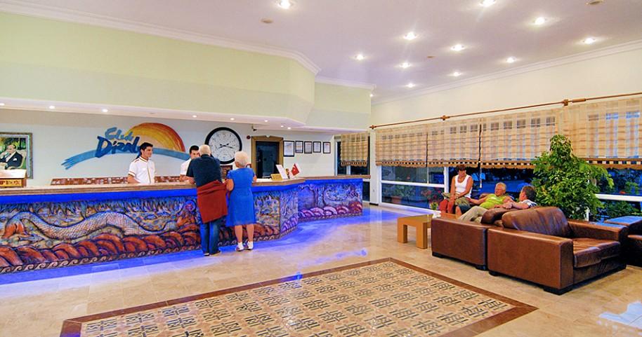 Hotel Club Dizalya (fotografie 12)