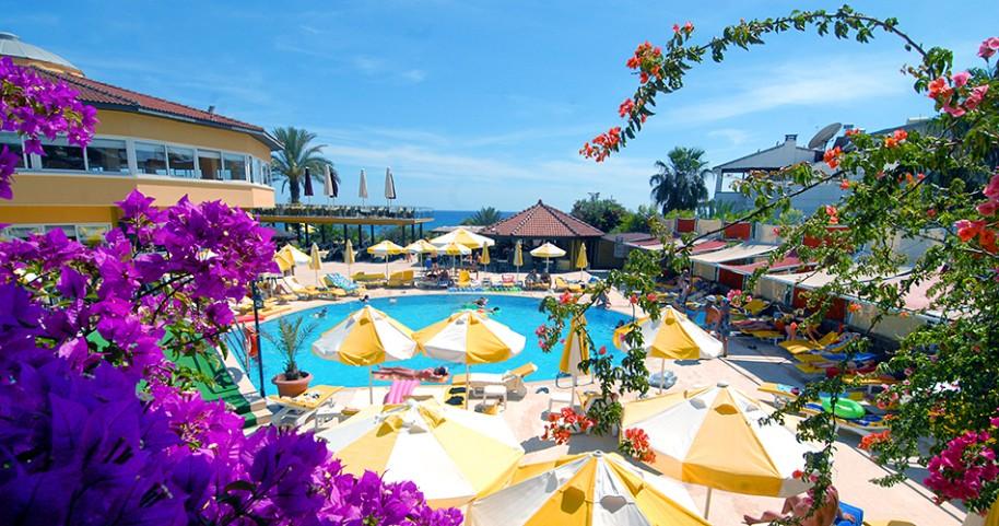 Hotel Club Dizalya (fotografie 1)