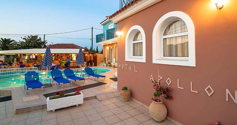 Hotel Apollon (fotografie 6)
