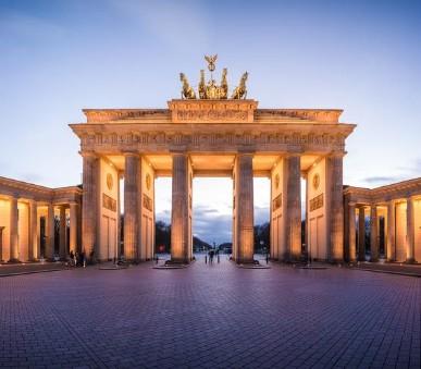 Na otočku do Drážďan a Berlína