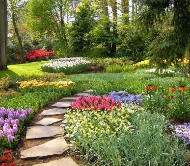 Květinový park Keukenhof s návštěvou Amsterdamu (hlavní fotografie)