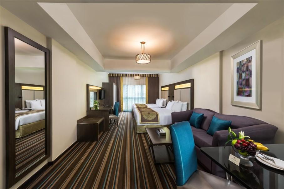 Savoy Central Hotel Apartments (fotografie 2)