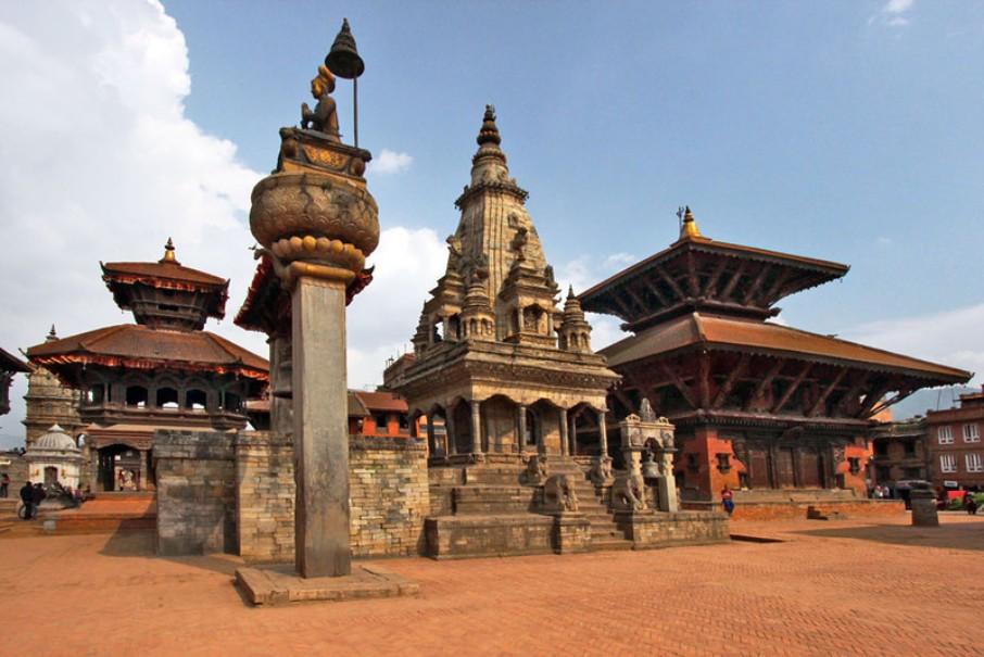 Nepál a trek v Himalájích (expedice) (fotografie 12)