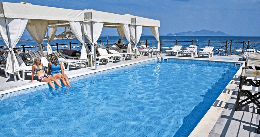 Hotel Sacallis Inn (fotografie 1)
