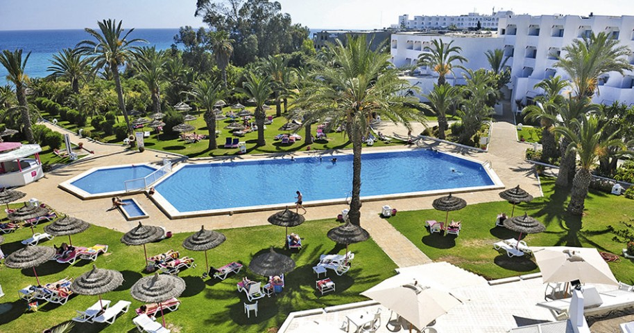Magic Hotel Palm Beach Club Hammamet (fotografie 1)