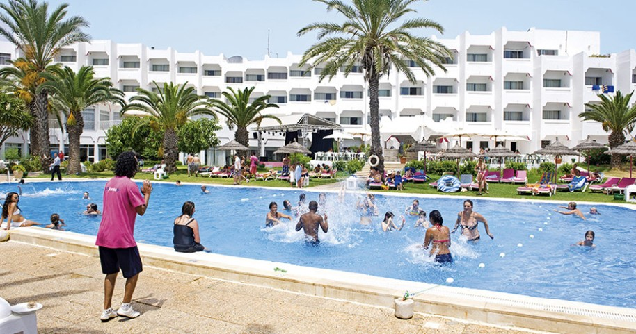 Magic Hotel Palm Beach Club Hammamet (fotografie 9)