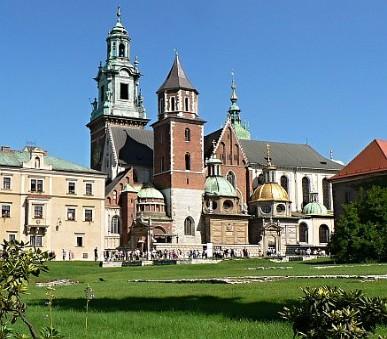 Krakov - Královské město mezi pozdní gotikou a renesancí