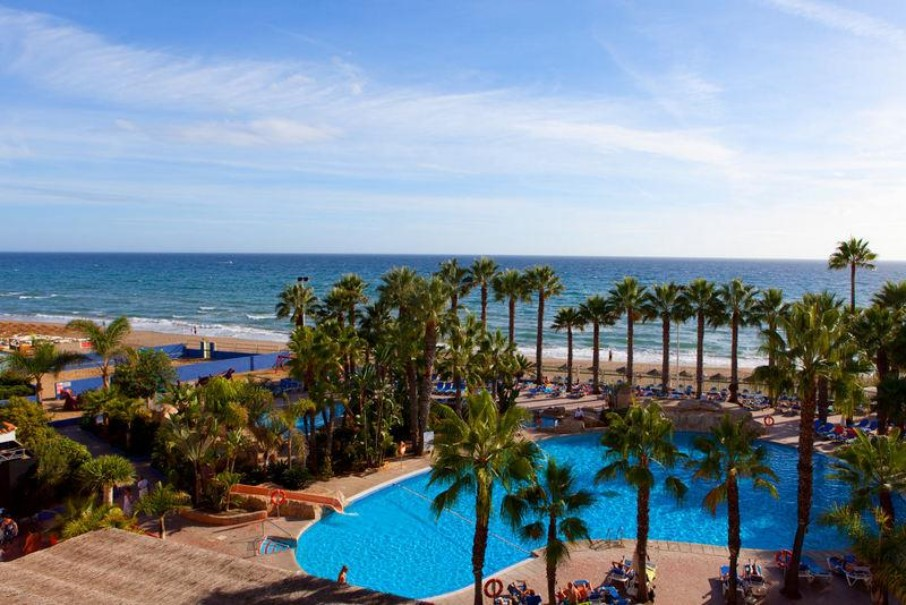 Hotel Marbella Playa (fotografie 48)