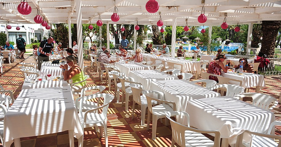 Magic Hotel Palm Beach Club Hammamet (fotografie 16)