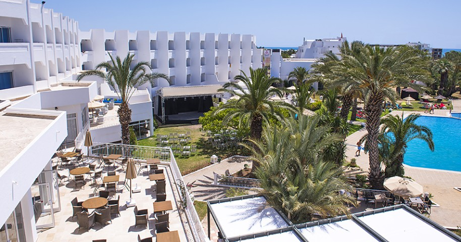 Magic Hotel Palm Beach Club Hammamet (fotografie 10)