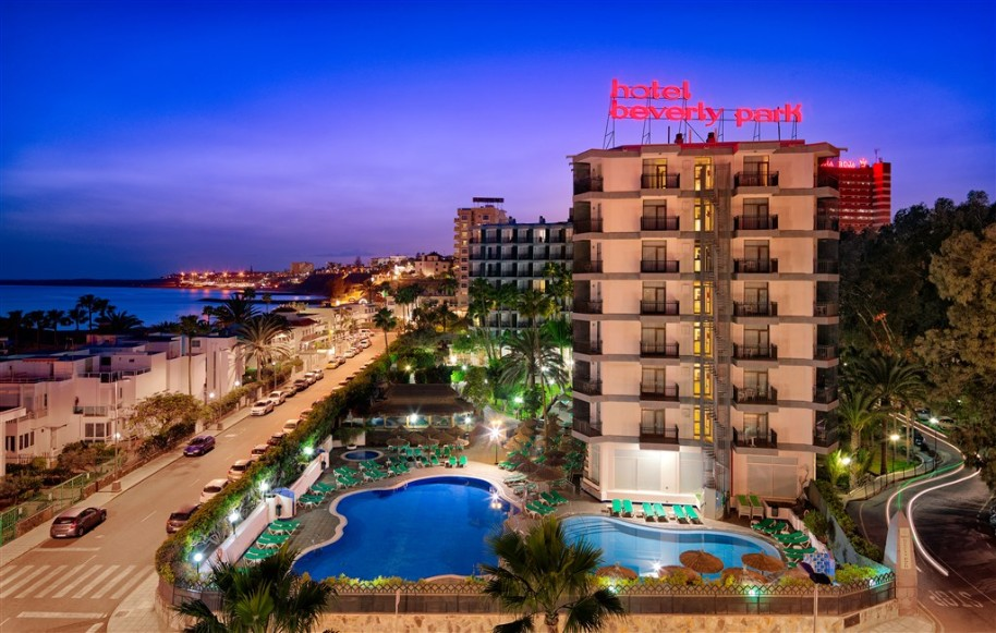 Hotel Beverly Park (fotografie 7)