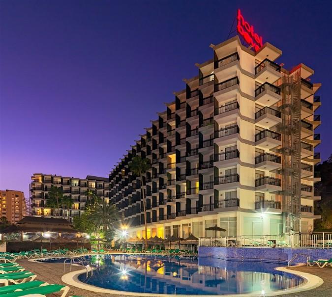 Hotel Beverly Park (fotografie 15)