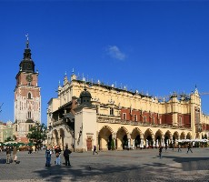 Osvětim, Wieliczka, Krakov - památky UNESCO