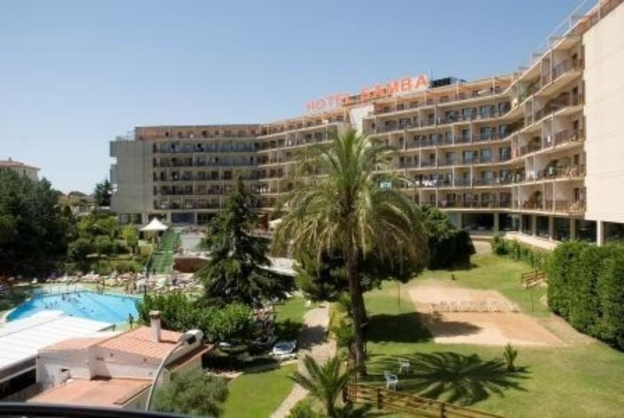 Hotel Samba (fotografie 1)