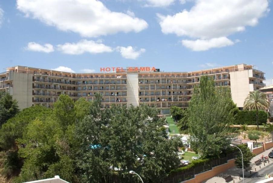 Hotel Samba (fotografie 12)