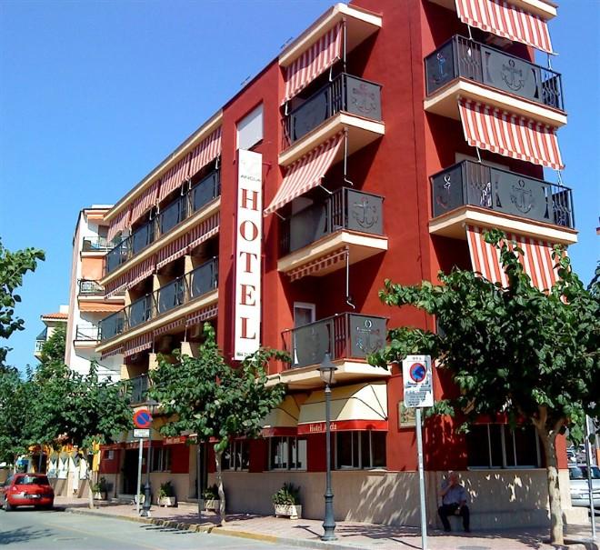 Hotel Ancla (fotografie 1)
