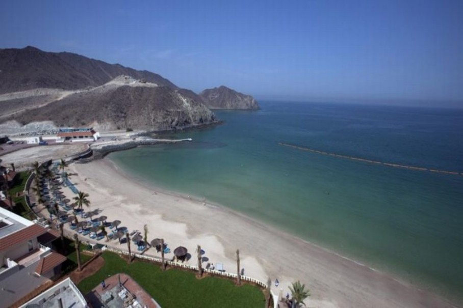 Hotel Oceanic Khorfakkan Resort and Spa (fotografie 14)