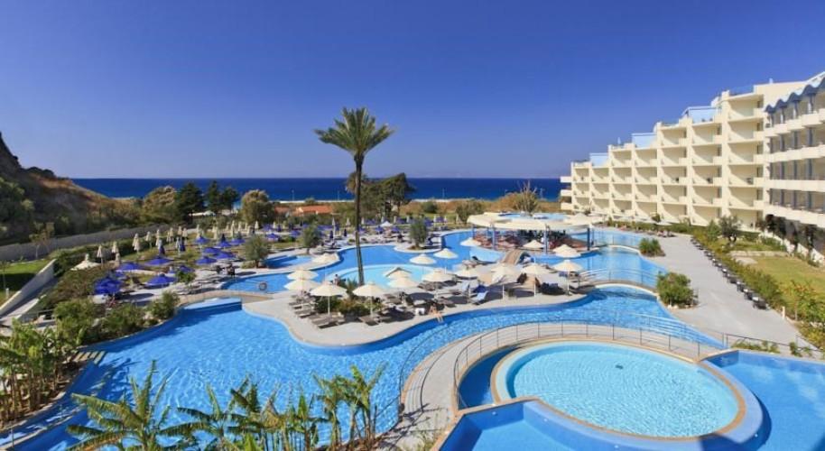 Atrium Platinum Luxury Resort Hotel & Spa (fotografie 1)