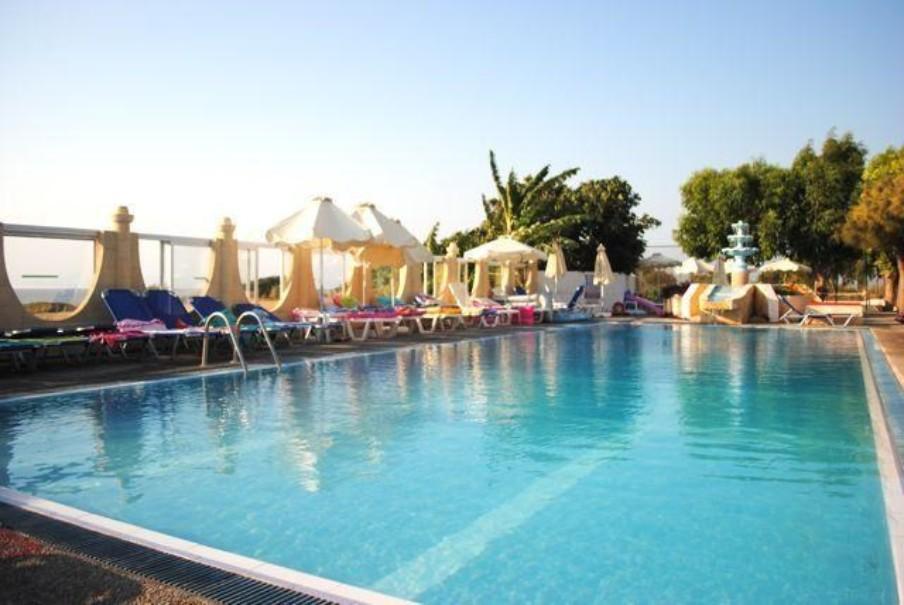 Hotel Nirvana Beach (fotografie 8)
