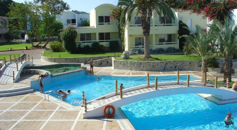 Hotelový komplex Avra Beach Resort (fotografie 2)