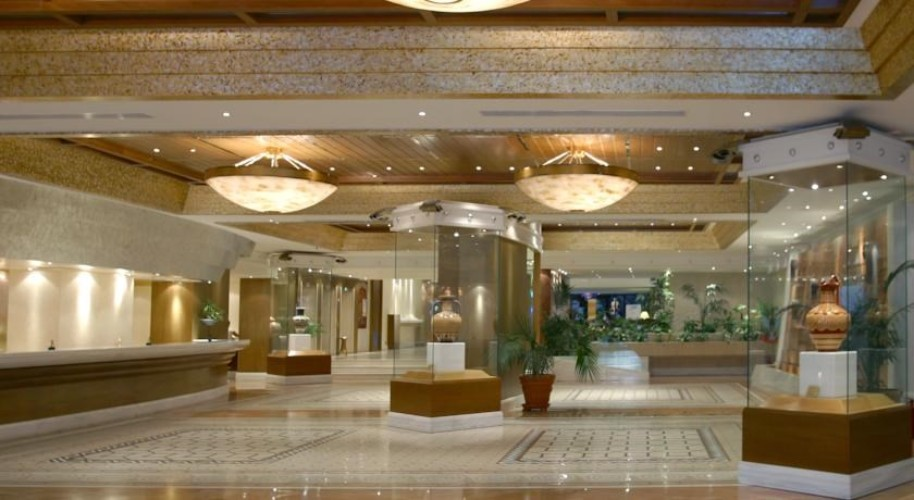 Hotelový komplex Rodos Palace (fotografie 4)