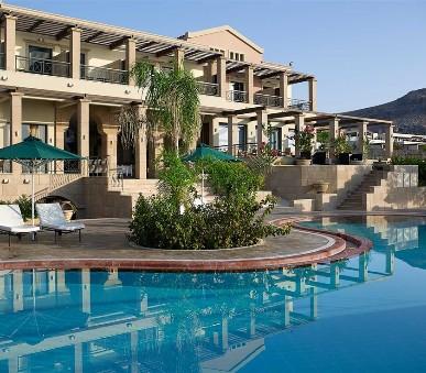 Hotelový komplex Mitsis Lindos Memories