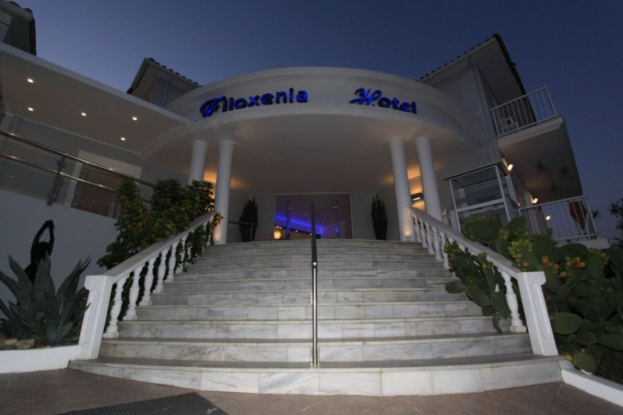 Hotel Filoxenia (fotografie 8)