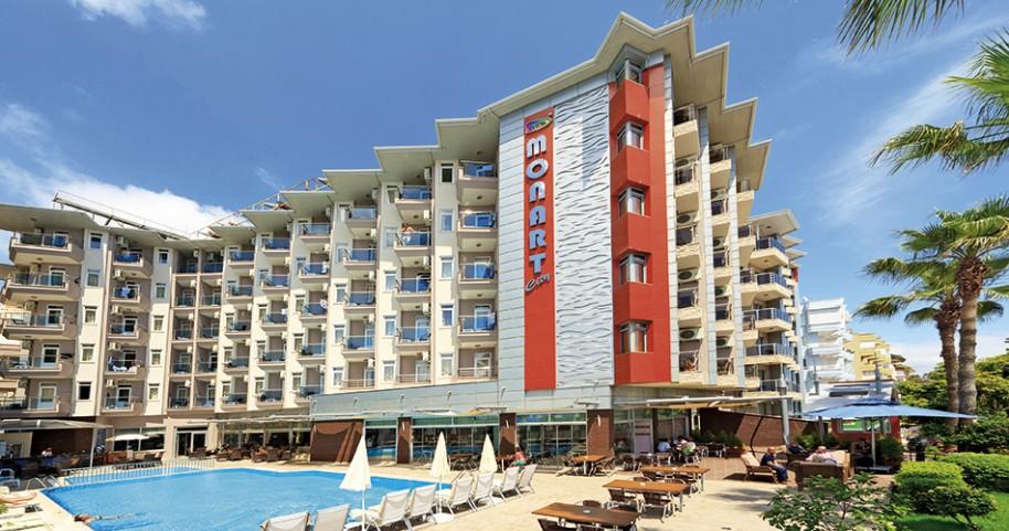Hotel Monart City (fotografie 8)