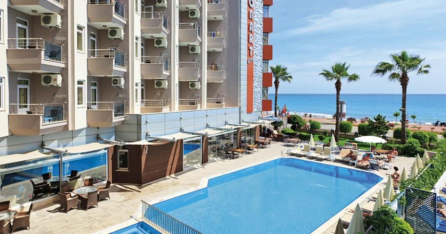 Hotel Monart City (fotografie 1)