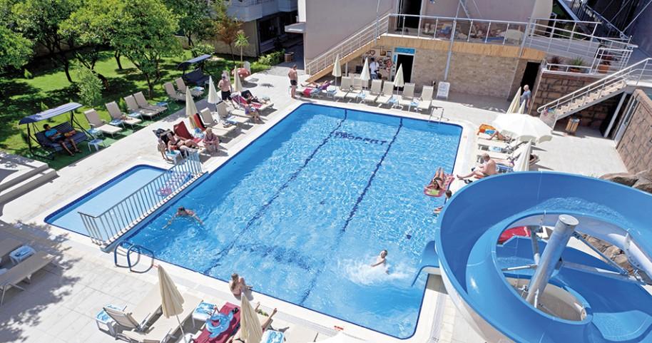 Hotel Monart City (fotografie 14)