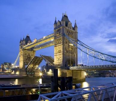 Muzikálový Londýn
