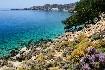 Kréta čisté moře příroda Řecko