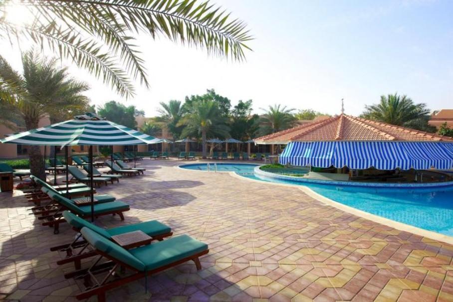 Hotel Smartine Ras Al Khaimah Beach Resort (fotografie 10)