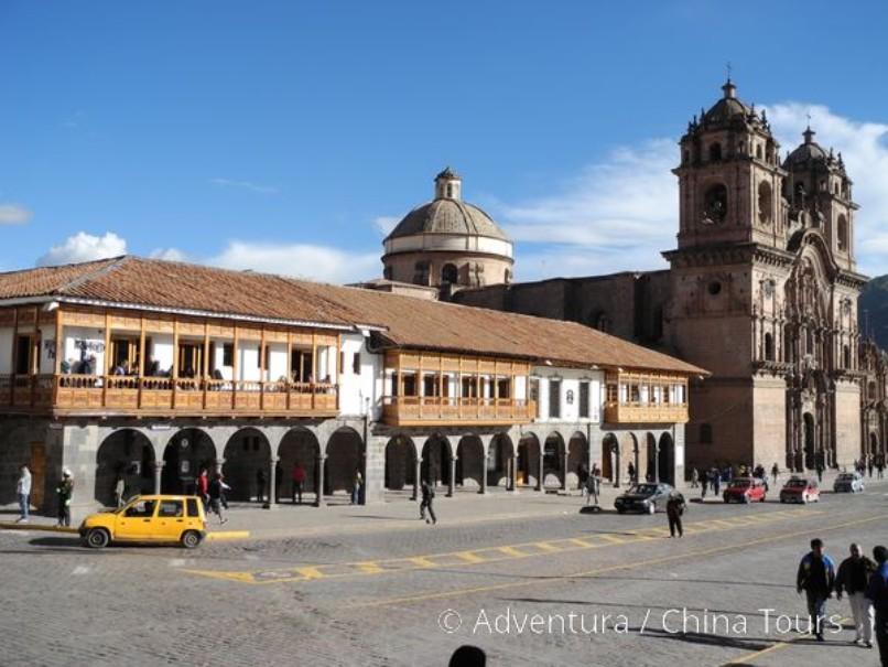 Velký okruh Jižní Amerikou (fotografie 3)