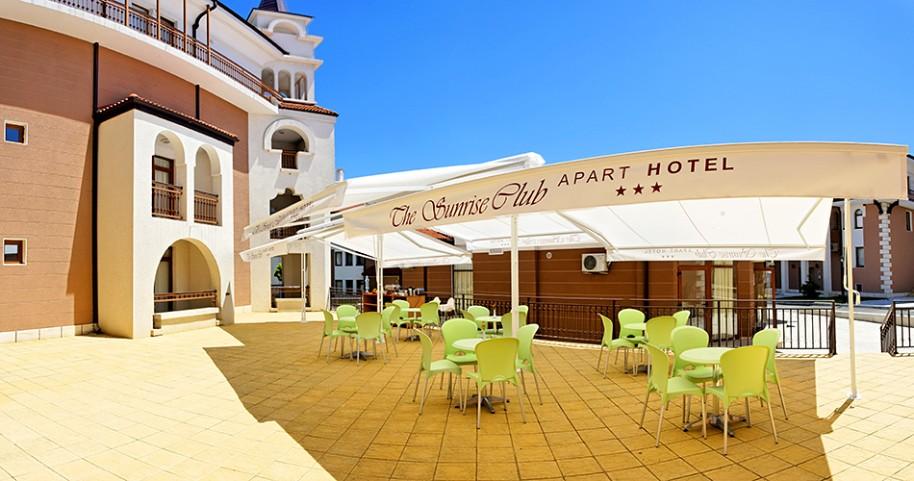 Hotel Sunrise Club (fotografie 3)