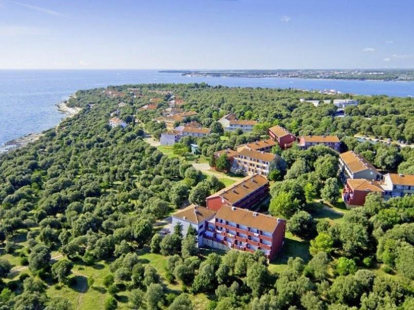 Apartmány Lanterna Sunny Resort by Valamar (fotografie 3)
