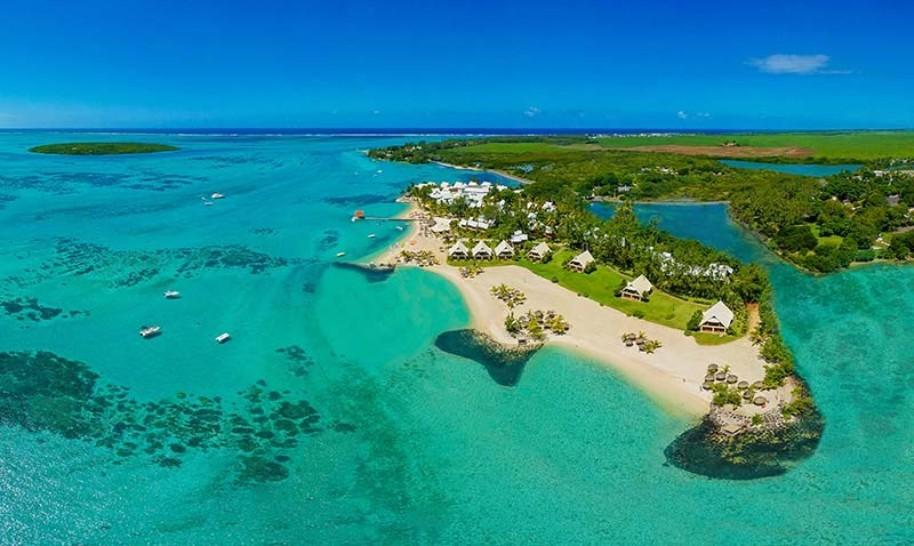 Hotel Le Preskil Beach Resort (fotografie 1)