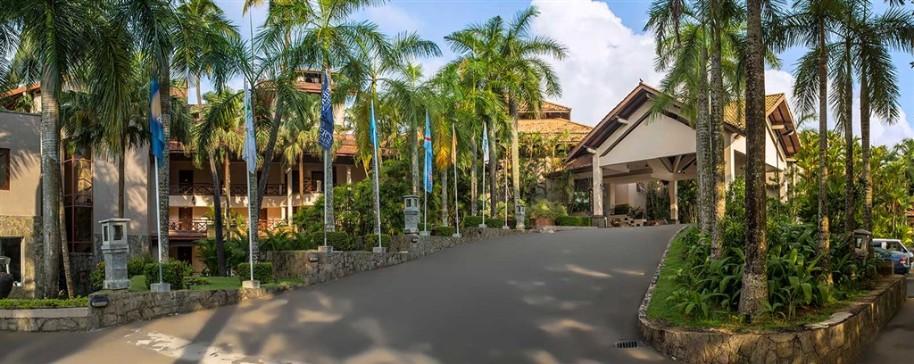 Hotel Royal Palms Beach (fotografie 36)