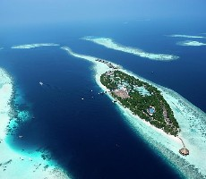 Hotel Vilamendhoo Island Resort