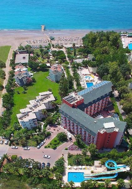 Hotel Club Aqua Plaza (fotografie 10)