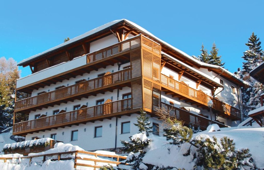 Hotel Chalet Caminetto (fotografie 1)