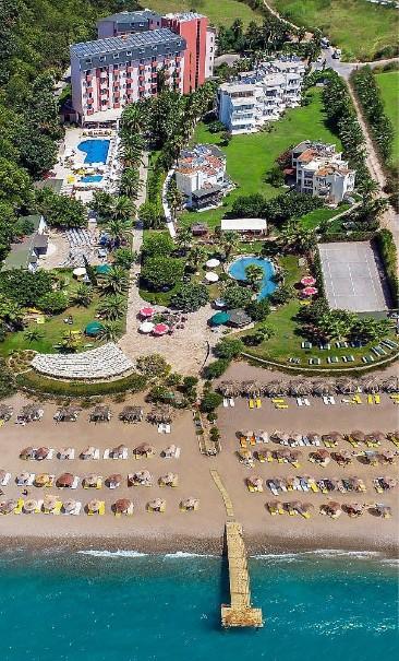Hotel Club Aqua Plaza (fotografie 3)