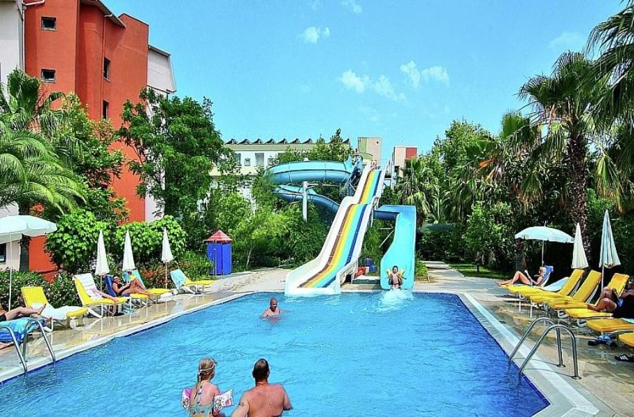 Hotel Club Aqua Plaza (fotografie 4)