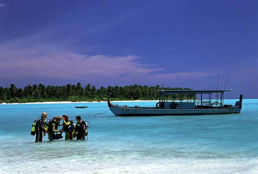 Bungalovy Holiday Island (fotografie 8)