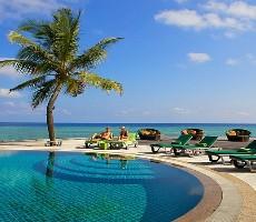 Bungalovy a vily Kuredu Island Resort
