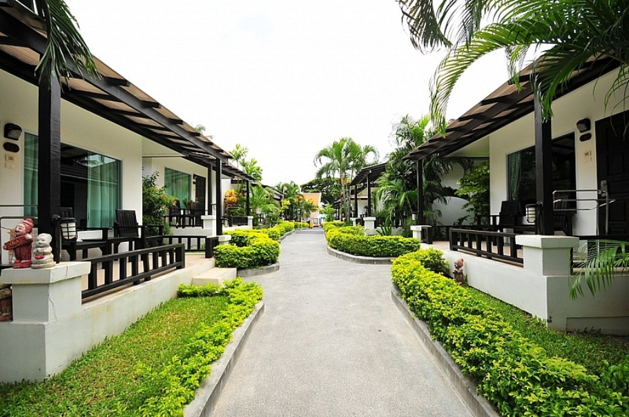 Bungalovy Chaweng Cove Beach Resort (fotografie 3)