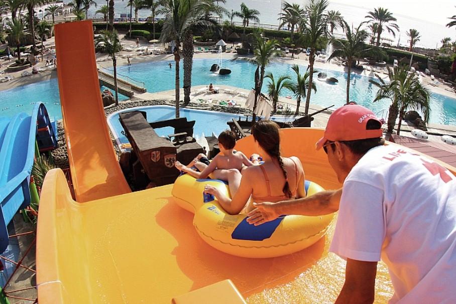 Hotel Paradise Lago Taurito (fotografie 9)