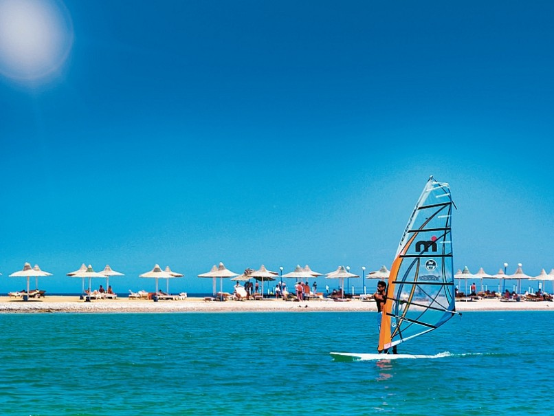 Hotelový komplex Hurghada Coral Beach (fotografie 11)