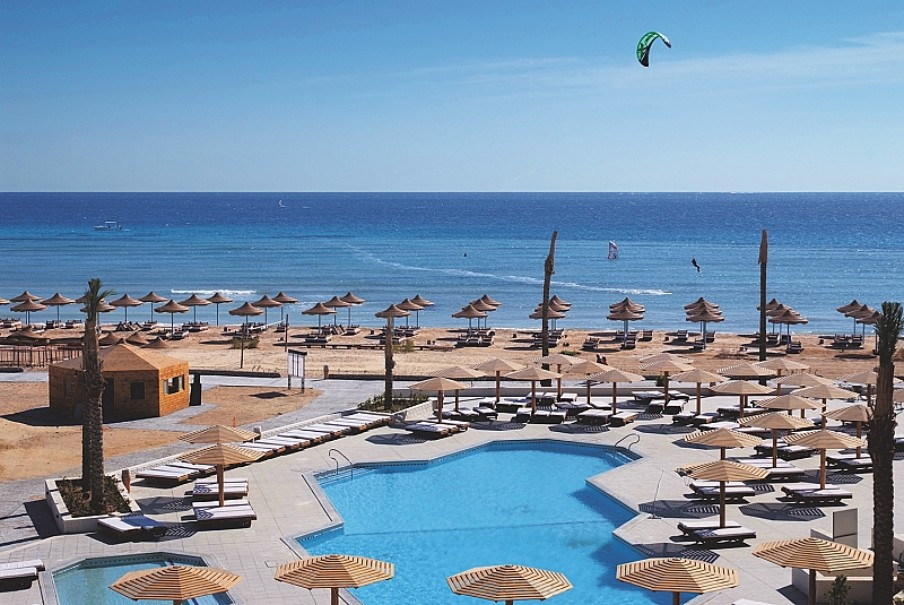 Hotel Imperial Shams Abu Soma (fotografie 5)