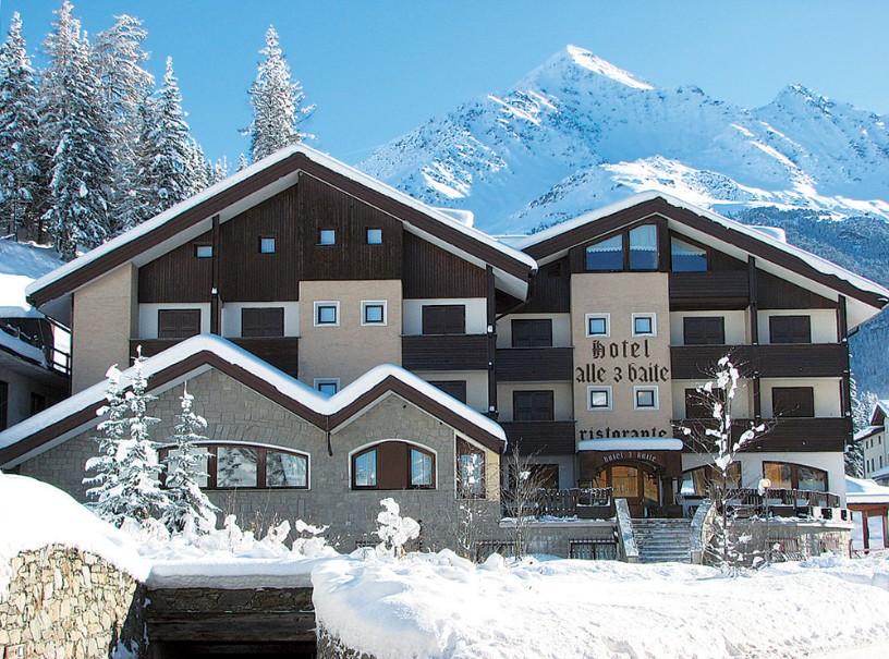 Hotel Alle 3 Baite (fotografie 1)